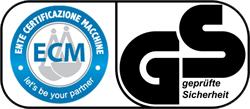 Tal van onze producten hebben een GS certificaat.